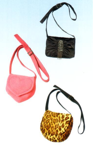 Выкройка Burda (Бурда) - Молодежная сумка.